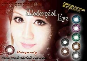 Modern-Doll-Eye-burgundy softlens