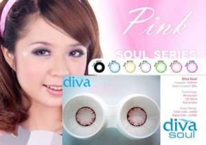 Softlens-Diva-Soul Pink