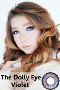 New The Dollyeye Glamour 22.8mm (Mini Sclera Lens)