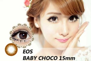 eos-baby-choco-&-black softlens